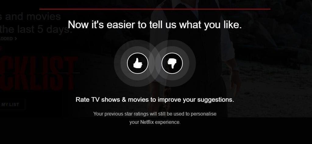 Netflix Design for Good UX