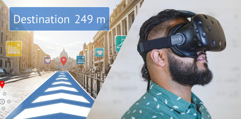 Augmented Reality vs. Virtual Reality   Dom & Tom